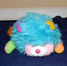 "3"" TCFC Blue & Purple Mini Popples Plush Stuffed Animal 1986"