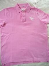 Orig. Abercrombie KID`S -sportliches Poloshirt Muscle rot Gr. XL fast neu