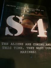 S4 Sector 4 (DVD) Factory Sealed CULT