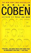 Gone for Good, Harlan Coben, Good Condition, Book