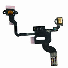 Cable flex Sensor de proximidad luz boton power encendido button para iphone 4G