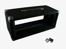 "Procraft 4U 9"" Deep Equipment Rack 4 Space - Made in the USA - With Rack Screws"