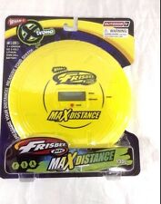 Wham-o Xtreme Frisbee Disc Maxdistance Electronic Speed Distance Reader 130g