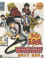 DVD The Prince Of Tennis Complete Box Set