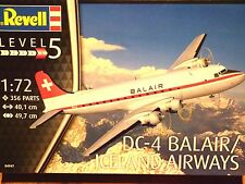 Revell 1:72 DC-4 Balair/Iceland Airways Aircraft Model Kit