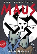 The Complete MAUS NEW BOOK