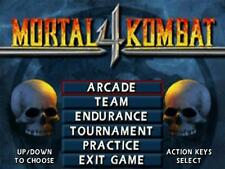Mortal Kombat 4 para Windows XP, Vista, siete, 8, 8.1 y 10 descarga digital