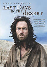 Last Days in the Desert (DVD, 2016) NEW!