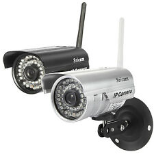 Wireless Outdoor Waterproof IP Camera Security Surveillance Video Night Vision