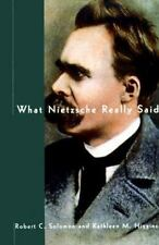 What Nietzsche Really Said-ExLibrary