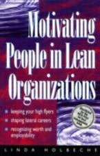 Motivating People in Lean Organizations-ExLibrary