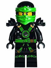 LEGO® Ninjago™ Deepstone Minifigure - Lloyd with Armor, Swords and Hair (70751)