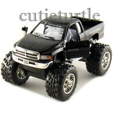 Kinsmart Off Road Big Foot Monster Dodge Ram 1500 PickUp Truck 1:44 Black