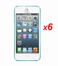 6X Ultra Clear Screen Protector Shield Film For Apple iPod Touch 5G 5th 6th Gen