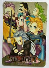 Final Fantasy VII Vending Cards Prism 44