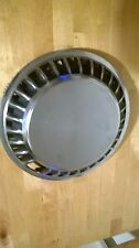 Datsun 120Y (B210) a wheel cover-hubcap NOS chrome with black
