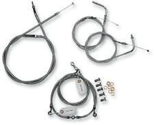 Baron Custom Accessories - BA-801300KT-16 - Stainless Cable and Line Kit...