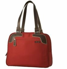 "13"" 14"" ordinateur portable 15""/macbook air pro/tablette voyage sac fourre-tout piment rouge rrp £ 52"