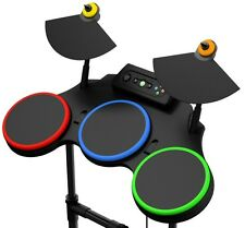 NEW Xbox 360 Guitar Hero World Tour Wired Demo Drums Drum Kit Rock Band Hero