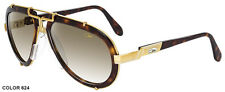 CAZAL 642 SUNGLASSES AVIATOR LEGEND BROWN GOLD (624) AUTHENTIC NEW