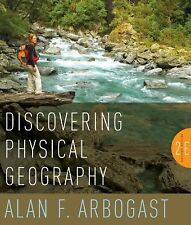 Discovering Physical Geography (US STUDENT 2/E; ISBN-13: 9780470528525)