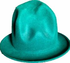 "Vivienne Westwood ""Mountain Hat"" Green Buffalo Pharrell Williams"