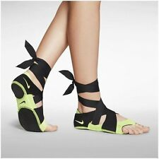 Nike Studio Wrap Pack 2 Three Part Footwear Yoga (NO RIBBIONS) UK 3.5 EUR 36.5