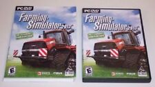 New Sealed PC DVD RomTri Synergy Farming Simulator 2013 Farm Simulation Game