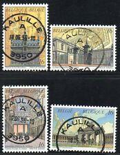 Belgium OPC 2642/45 - BRUSSEL  FRANCOIS SCHUITEN -  1996  - very fine 10.6.96