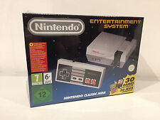Nintendo Classic Mini: Nintendo Entertainment System BRAND NEW FACTORY SEALED