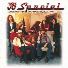 (CD) 38 Special - Very Best Of The A&M Years 1977 - 1988