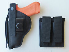 Combo for S&W SD9VE,SD40VE Holster and Double Magazine Pouch