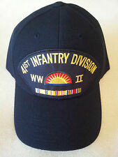 41ST INFANTRY DIVISION WWII Military Ball Cap