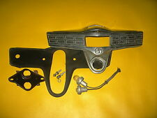 LINCOLN  ZEPHYR 1942-1948  STOP AND LICENSE PLATE HOUSING  WITH PARTS