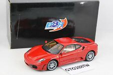 BBR 1:18 scale Ferrari F430 Challenge BBS wheels(Italian Red)*EXCLUSIVE* L.E 508