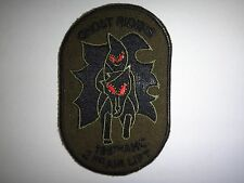 2nd Airlift GHOST RIDERS Platoon 195th Assault Helicopter Co Vietnam War Patch
