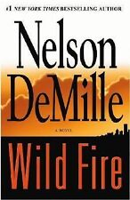 Wild Fire, Nelson DeMille, 044657967X, Book, Good