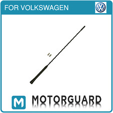 GENUINE REPLACEMENT CAR ROOF AERIAL ANTENNA AM/FM MAST VW BEETLE JETTA LUPO 41CM