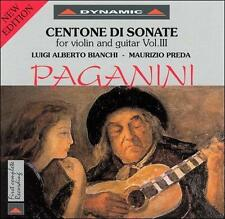Vol. 3-Centone Di Sonate for Violin & Guitar, New Music