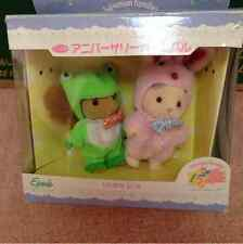 Rare Sylvanian Families / Calico Critters Anniversary carnival 15th  Epoch Japan