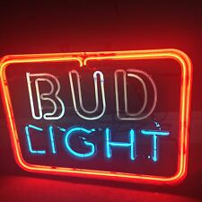 retro bud light neon sign