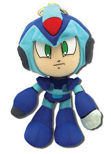 "Authentic Mega Man X Series Stuffed Toy Doll - Mega Man X4  (GE-52526) 9"" Plush!"