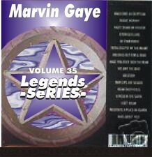 MARVIN GAYE Karaoke CDG 14 Songs PRIDE AND JOY Sexual Healing MERCY MERCY ME