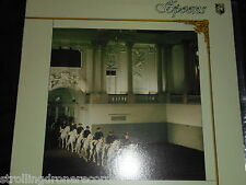 The Spoons -Arias & Symphonies- Vinyl Lp- Canada 1st Press w/ inserts NM