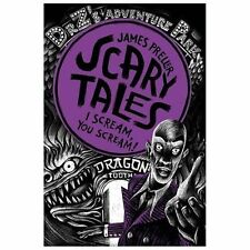 I Scream, You Scream! (Scary Tales)-ExLibrary