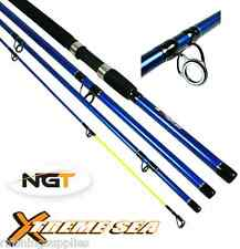 NGT SEA TRAVEL FISHING ROD 9FT 4 PIECE EXTREME BOAT ROD WITH BAG 75CM CLOSED