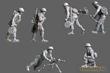 A24 Alexminiatures 1/72 AGS-17 (AGL) with the team Kit model Alexandr Gusev