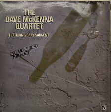"THE DAVE McKENNA QUARTET - NO MORE OUZO FOR PUZO  12""  LP  (P576)"
