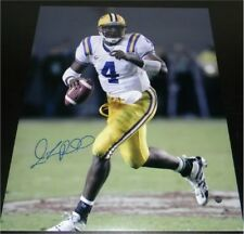 JAMARCUS RUSSELL AUTOGRAPHED SIGNED LSU TIGERS 16x20 PHOTO GTSM