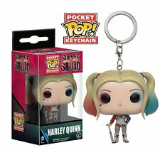 Suicide Squad Harley Quinn Pocket Pop! Key Chain (NEW In Stock)